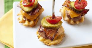 mini burger u0026 waffle fry bites u2013 modern day moms