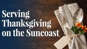 serving thanksgiving on the suncoast dining mysuncoast