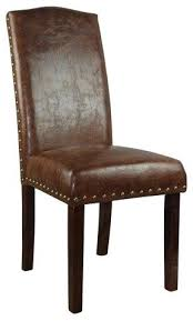 leather parsons dining chair u2013 nycgratitude org