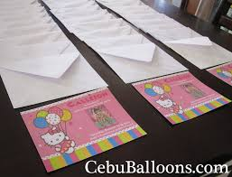 customized invitations invitations cebu souvenirs arty paper crafts party supplies