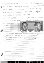 Barnes Dulaney Perkins Death Row Information