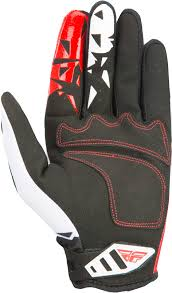 gloves motocross 2017 fly racing youth kinetic gloves mx atv bmx motocross off