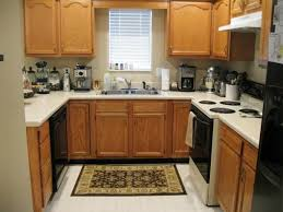 Kitchen Cabinet Designs For Small Kitchens by Best 25 Repainted Kitchen Cabinets Ideas On Pinterest Painting