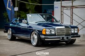 eutrodicted 2017 mercedes benz w123 convertible gettinlow