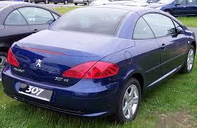 2005 peugeot 307 cc partsopen