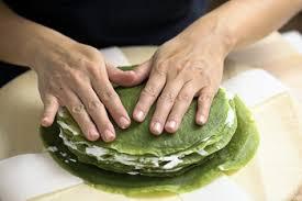 matcha mille crepe cake 抹茶ミルクレープケーキ u2022 just one cookbook
