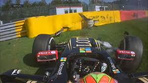 p1 crash pastor maldonado u0027s 2015 crashes was crashtor always to blame