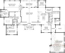 big sky log cabin floor plan the big sky is one of the many log cabin home plans from southland