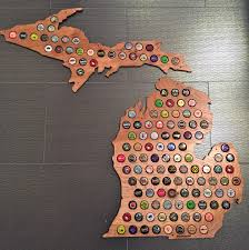 Michigan Breweries Map by Michigan Beer Gift Guide Here Are A Few Holiday Suggestions For