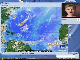 caribbean weather map ai artificial intelligence home speak to your computer