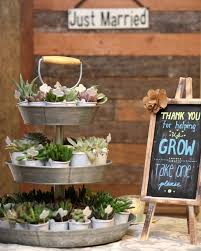rustic wedding 23 ideas for featuring succulents in your wedding