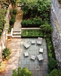 Townhouse Backyard Ideas 16 Inspirational Backyard Landscape Designs As Seen From Above