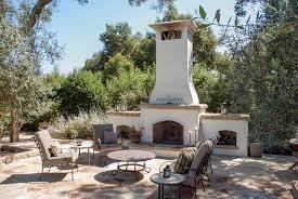 Outdoor Entertaining Spaces - arroyo seco construction