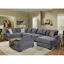 Black Microfiber Sectional Sofa With Chaise Amusing Sectional Sofa Throws 34 For Your Black Microfiber