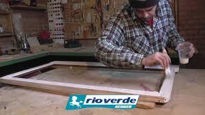 dipingere cornici verniciare il legno di una vecchia specchiera riciclo creativo