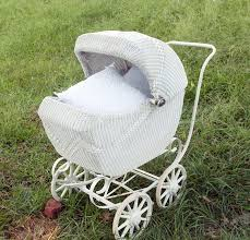 french baby carriage something vintage rentals