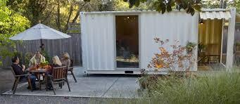 a steel cargo container becomes a backyard retreat oregonlive com