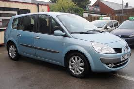 used renault grand scenic 1 9 for sale motors co uk