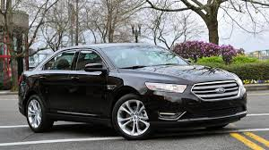 2013 ford taurus sel review notes autoweek