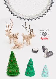 amigurumi pattern crochet christmas micro world