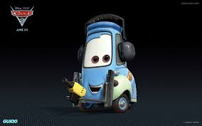 cars movie characters guido the forklift from disney u0027s cars 2 hd desktop wallpaper