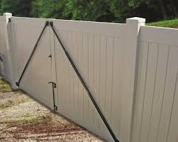 garden fence kit with gate home outdoor decoration