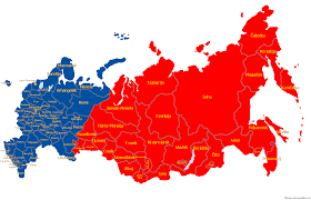 russia map after division continental division of russia 1280x826 mapporn