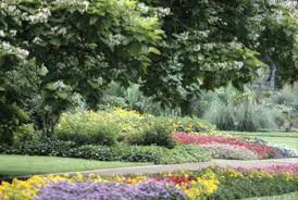 How To Design A Flower Bed How To Design A Perennial Garden With Shrubs Home Guides Sf Gate