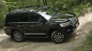 land cruiser 2017 toyota land cruiser test drive and off road youtube