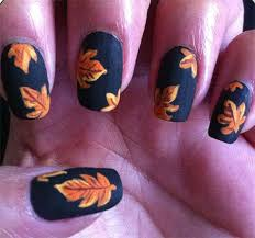 Easy Fall Nail Art Designs 15 Best Autumn Leaf Nail Art Designs Ideas Trends U0026 Stickers