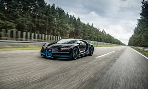 golden fast cars chiron bugatti
