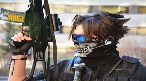 Call Duty Halloween Costumes Black Ops Call Duty Cosplay Opshead Call Duty