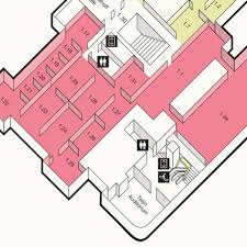 Van Gogh Museum Floor Plan by Information Design Signing U0026 Infographics Bourne Design