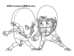 Innovative Ideas Football Player Coloring Pages Snooki Page Cam Alabama Crimson Tide Coloring Pages