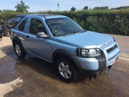 currently breaking 2004 land rover freelander 1 se 1 8k series