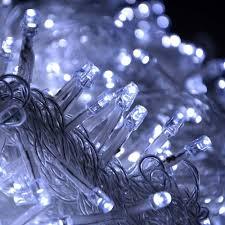 blue led christmas string lights 4pcs 96led 4m curtain string lights 110v christmas garden ls new