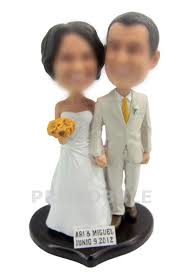 cake toppers bobblehead bobblehead cake toppers custom bobbleheads personalized