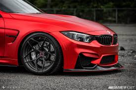 Bmw M3 Red - what do you say about this satin red bmw m3 tune