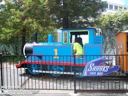 Vallejo Ca Six Flags Thomas The Tank Engine 2 Six Flags By Kitkat37 On Deviantart