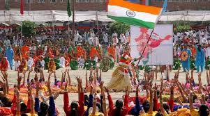 how independence day was celebrated in different parts of the