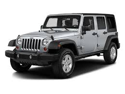 jeep suv 2016 black used 2016 jeep wrangler unlimited sport 4x4 suv for sale