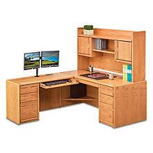 Oak Desk With Hutch Oak Computer Desks Officefurniture