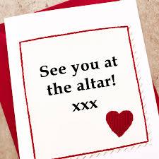 altar u0027 wedding card for husband wife by jenny arnott cards