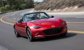 mazda north america drop tops convertibles of the 2016 model year autonxt