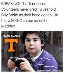 Tennessee Vols Memes - sec memes butch jones gone but tennessee memes remain