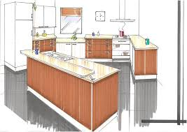 installer un comptoir de cuisine comment dessiner un comptoir de cuisine