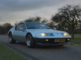 renault alpine a310 rally not your regular renault u2013 driven to write