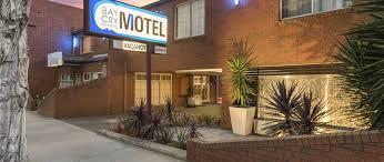 Geelong Botanic Gardens by Bay City Geelong Motel Geelong Australia