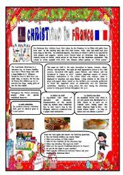 christmas around the world part 3 france b u0026w version included