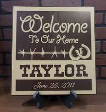 western home decor sign by deenasdesign on etsy home decor
